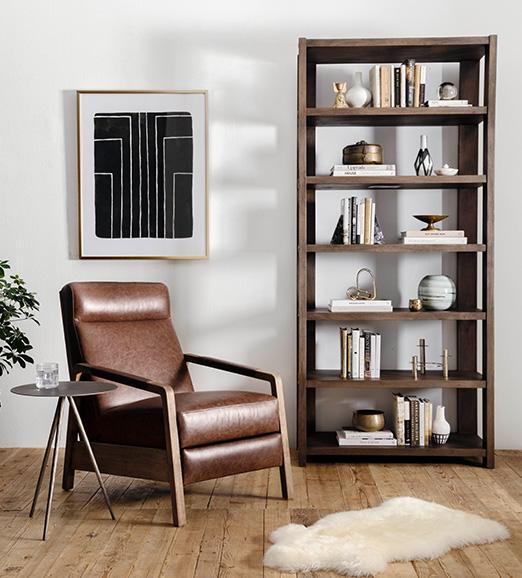 Ali Bookshelf