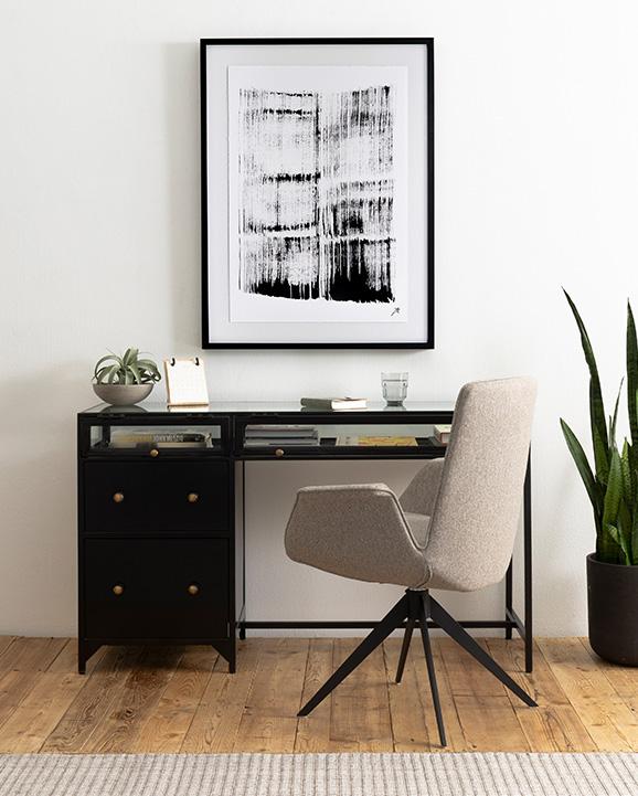 Shadow Box Desk