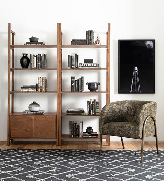 Teddy Bookshelf